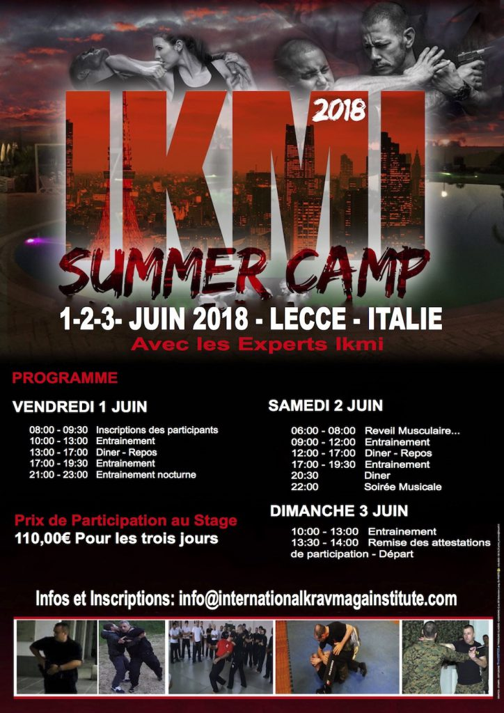 ikmi summer camp 2018
